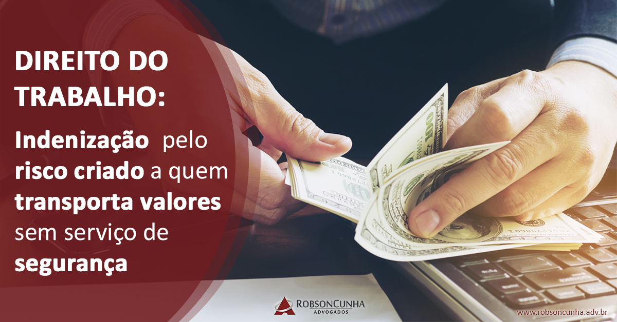 DIREITO DO TRABALHO: Concedida indenização a bancário que transportava malotes entre agência e bancos postais