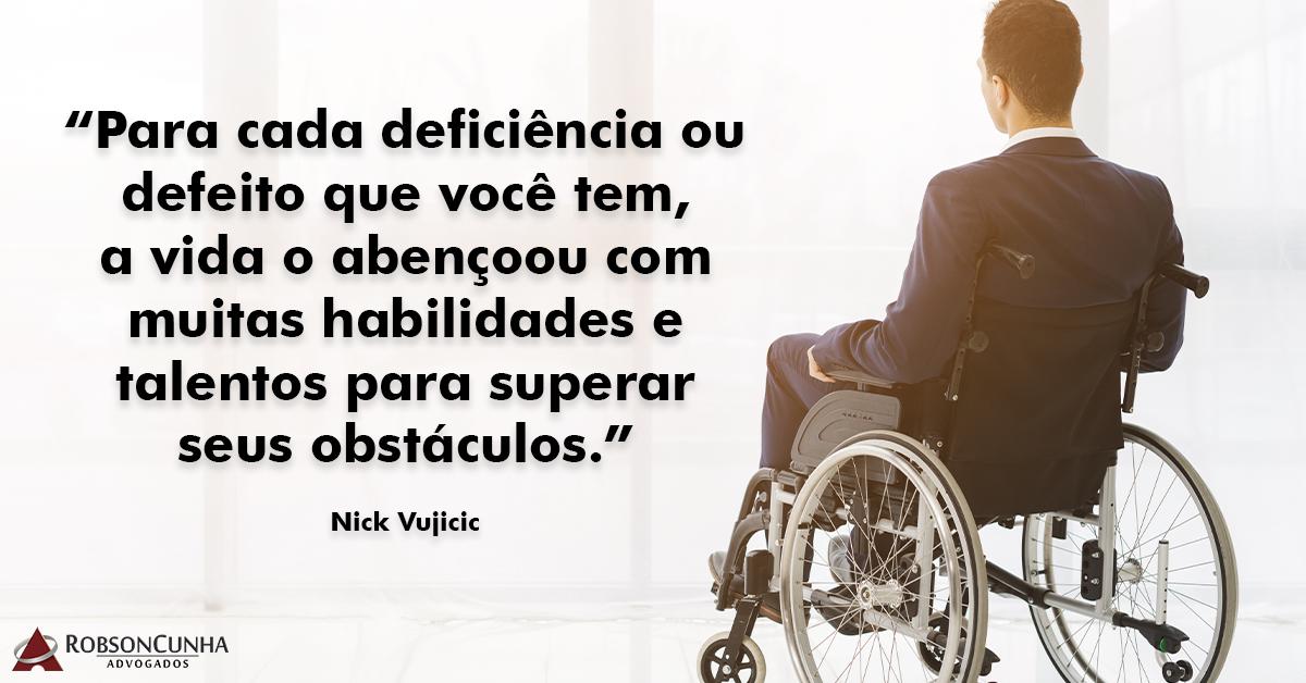 Aposentadoria para Pessoa com Deficiência