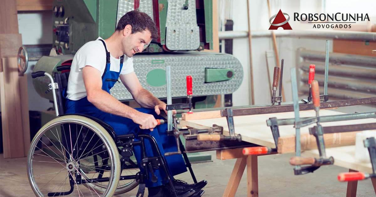 INSS: Pessoas portadoras de deficiência podem se aposentar mais cedo e com salário de benefício melhor